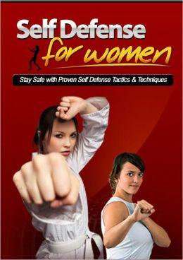 Self Defense For Woman AAA+++