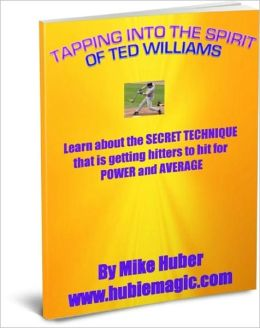 Tapping into the Spirit of Ted Williams