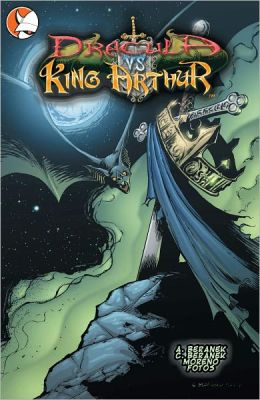 Dracula vs King Arthur (Graphic Novel)