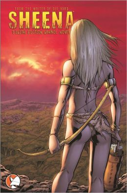 Sheena: Dark Rising (Graphic Novel)