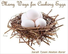 Many Ways for Cooking Eggs (Illustrated)
