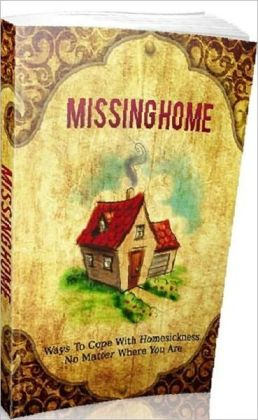 eBook about Missing Home - Be Open To New Things