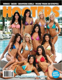 Hooters Magazine Issue 87