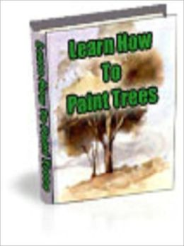 TREES and HOW to paint them in Watercolours!