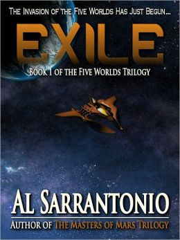 Exile - Book I of the Five Worlds Trilogy