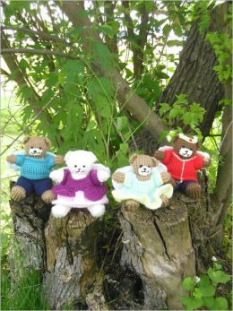 The Ursa Fairies (a collection of knitting patterns and fairy tales)