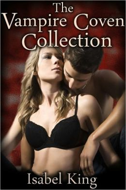 The Vampire Coven Collection Books 1-3: Amber's Story