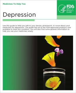 Depression: Medicines To Help You