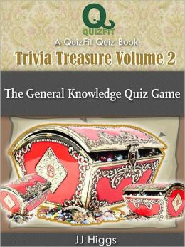Trivia Treasure Volume 2: The General Knowledge Quiz Game