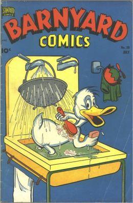 Barnyard Comics Number 30 Childrens Comic Book