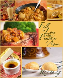 Fall in Love with Pumpkin Again