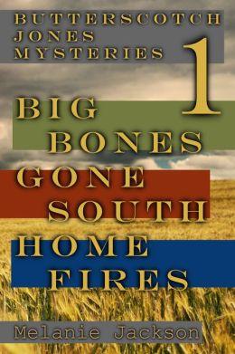 The Butterscotch Jones Mysteries Volume 1 (Books 2 - 4)