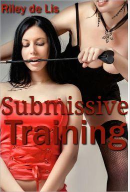 Submissive Training (BDSM Erotica)