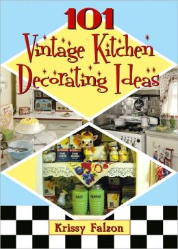 101 Vintage Kitchen Decorating Ideas