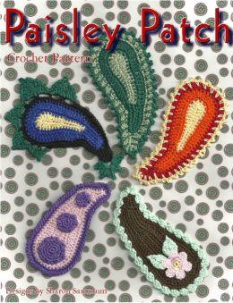 Paisley Patch Crochet Patterns
