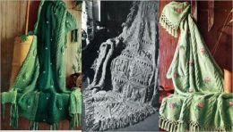 Heirloom Knitted Afghan Patterns