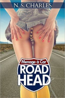 Menage à Car (MFF Threesome) (Road Head: Chapter 2)