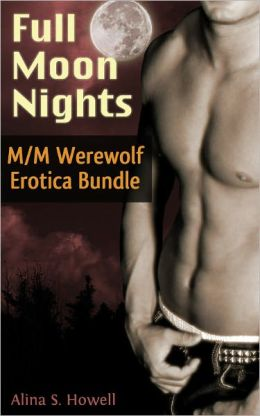 Full Moon Nights (M/M Werewolf Erotica Bundle)