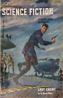 Last Enemy: A Science Fiction, Post-1930 Classic By H. Beam Piper! AAA+++