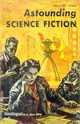 Omnilingual: A Science Fiction, Language, Post-1930 Classic By Henry Beam Piper! AAA+++