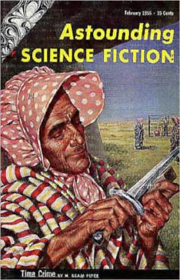 Time Crime: A Science Fiction, Post-1930 Classic By H. Beam Piper! AAA+++