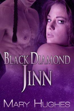 Black Diamond Jinn (A Hot SF/Fantasy Novella)