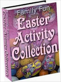 Your Kitchen Guide CookBook - Family Fun Easter Activity Collection - Celebrate this Easter in style with the fun recipes, games and craft ideas !