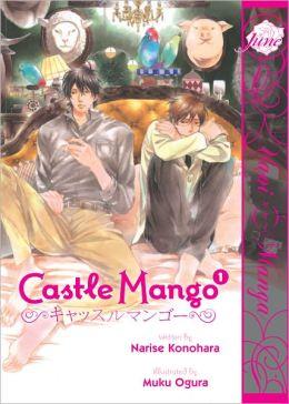 Castle Mango vol.1 (Yaoi Manga)