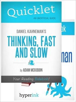 The Ultimate Daniel Kahneman Quicklet Bundle