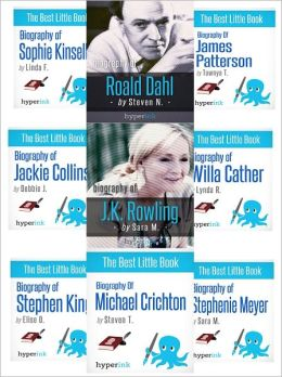 The Ultimate Bestselling Author Biography Bundle