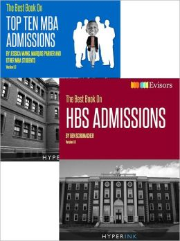 The Ultimate MBA Admissions Book Bundle