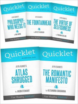 The Ultimate Ayn Rand Quicklet Bundle