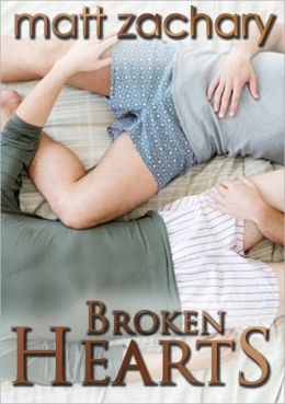Broken Hearts (The New Discoveries Series #2)