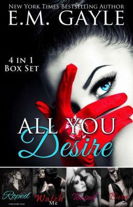 Eliza Gayle BDSM Romance Boxed Set