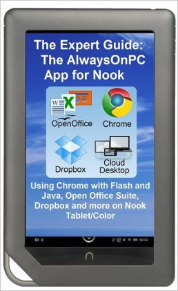 AlwaysOnPC Guide: Personal Cloud Desktop for Nook Tablet and Color