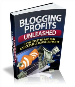 Blogging Profits Unleashed - How to Set Up and Run A Successful Blog for Profit
