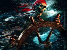 99 cent e-book:The Ghost Pirates
