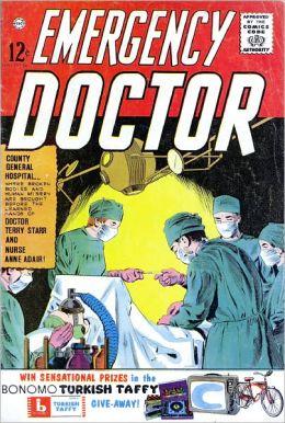 Emergency Doctor Number 1 Medical Comic Book