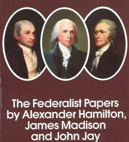 99 Cent The Federalist Papers ( sci fi, science fiction, Edgar rice Burroughs, space opera )