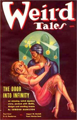 The Door into Infinity: A Short Story, Thriller, Post-1930 Classic By Edmond Hamilton! AAA+++
