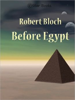 Before Egypt