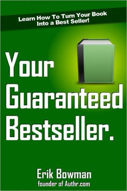 Your Guaranteed Bestseller