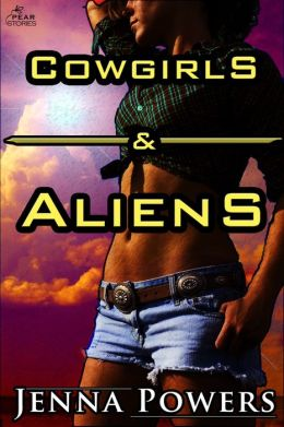 Cowgirls and Aliens (Alien Sex Gangbang)