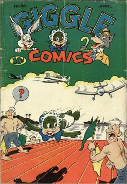 Giggle Comics Number 28 Childrens Comic Book