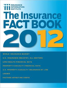The Insurance Fact Book 2012
