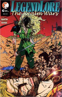 LegendLore: The Realm Wars (Comic Book Bundle)
