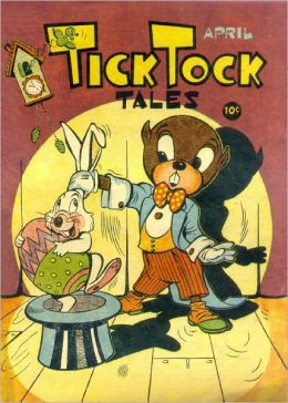 Tick Tock Tales Number 4 Childrens Comic Book