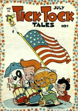 Tick Tock Tales Number 19 Childrens Comic Book