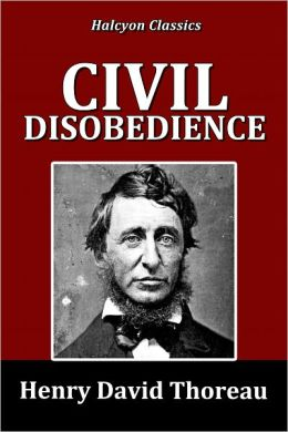 Civil disobedience research paper