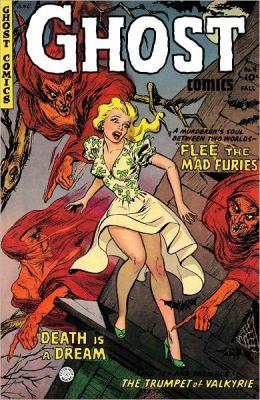 Ghost Comics Number 4 Horror Comic Book